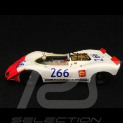 Porsche 908 Spyder n° 266 1/43 Spark 43TF69 Vainqueur Winner Sieger Targa Florio 1969