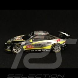 Porsche 911 GT3 RSR type 991 24h du Mans 2017 n° 93 Proton 1/43 Spark S5842