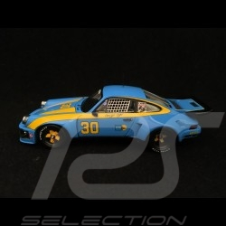 Porsche 911 Carrera RSR Sieger 12h Sebring 1977 n° 30 Dyer 1/43 Spark 43SE77