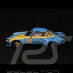 Porsche 911 Carrera RSR n° 30 Dyer 1/43 Spark 43SE77 vainqueur winner sieger 12h Sebring 1977