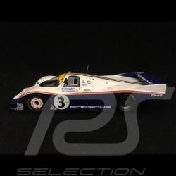 Porsche 956 LH Sieger Le Mans 1983 n° 3 1/43 Spark 43LM83