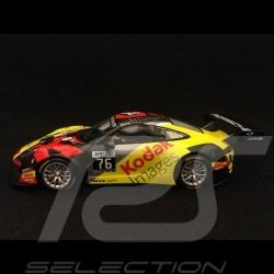 Porsche 911 type 991 GT3 R 24h Spa 2016 n° 76 Kodak 1/43 Minichamps 437166076