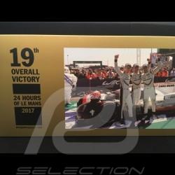 Porsche 919 Hybrid Winner Le Mans 2017 n° 2 LMP1 1/18 Spark WAP0219190J