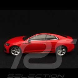 Audi RS5 Coupé 2012 rouge misano 1/43 Spark 5011715031