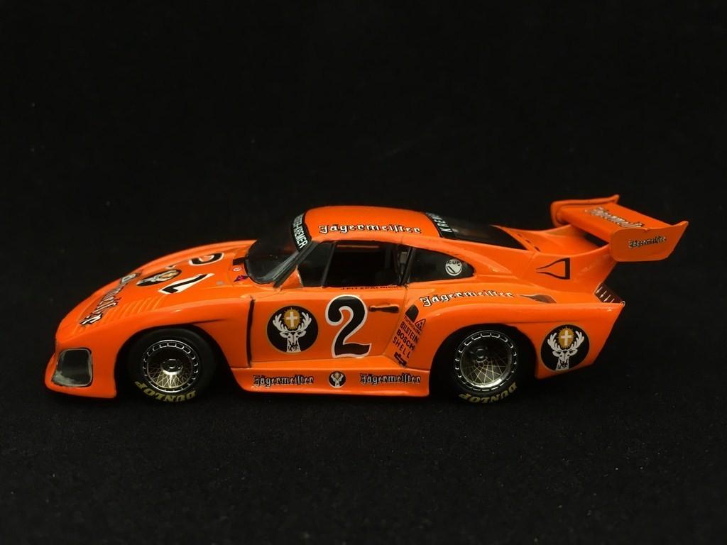 Porsche 935 K3 Kremer N 2 Jagermeister 1 43 Quartzo 3019 Selection Rs