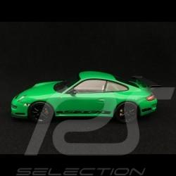 Porsche 911 GT3 RS 3.6 type 997 2007 viper green 1/43 Minichamps WAP02012517