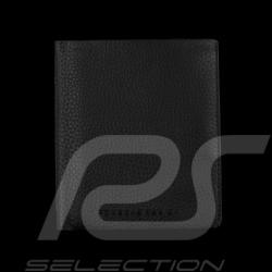 Porsche Geldbörse Geldhalter schwarze Leder Cervo 2.1 V14 Porsche Design 4090002419
