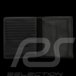 Portefeuille Porsche Porte-monnaie cuir noir Cervo 2.1 V14 Porsche Design 4090002419