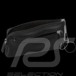 Etui porte-clés Porsche cuir noir CL2 2.0 MZ Porsche Design 4090000235