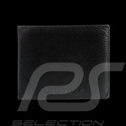 Porsche Geldbörse Geldhalter schwarze Leder Cervo 2.1 H9 Porsche Design 4090002418