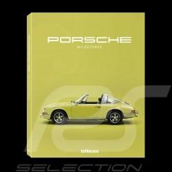 Buch Porsche Milestones - Wilfried Müller