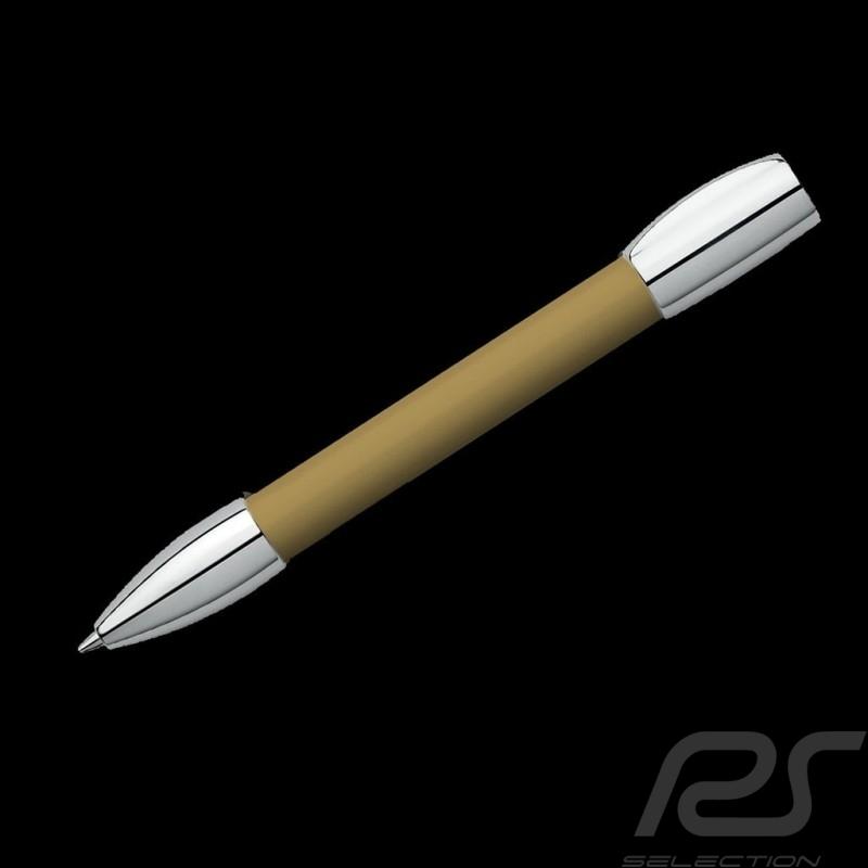 Porsche Design Shake Pen Stylo à bille Vert Jaune spicy ballpoint Pen Spicy yellow Green Spicygelb Grün Kugelschreiber