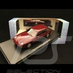 Porsche 928 Sedan Concept H50 4 portes 1987 1/43 Neo 47130 rouge métallisé metallic red rot