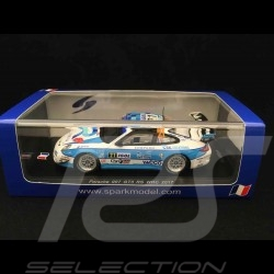 Porsche 911 type 997 GT3 RS WRC 2017 n° 21 1/43 Spark SF115