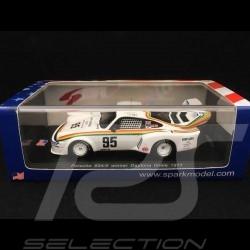 Porsche 934/5 Vainqueur Winner Sieger Daytona 1977 n° 95 1/43 Spark US023
