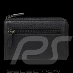 Porsche Schlüsseletui schwarze Leder noir Cervo LZ Porsche Design 4090000455