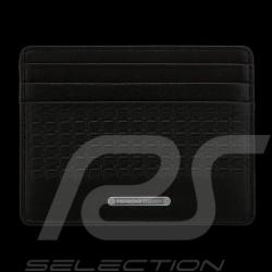 Porsche card holder black leather Icon 2.0 H6 Porsche Design 4090001374