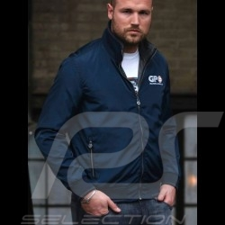 Gulf Reversible Jacket navy blue / dark grey - men