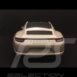 Porsche 911 Carrera GTS type 991 phase II 1/18 Spark WAX02100032 gris craie grey chalk grau Kreide