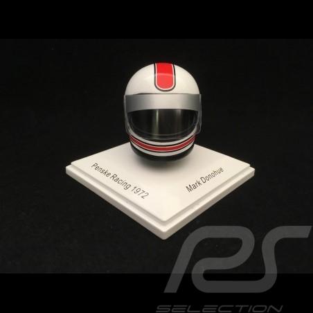 Casque pilote Mark Donohue Porsche 917/10 1972 L&M / Penske Racing 1/8 Truescale TSMAC0001