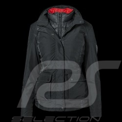 Porsche Jacket 2 in 1 multi use removable waistcoat black / red  WAP492 - women