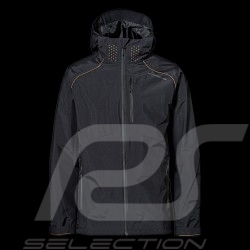 Porsche Sport 911 Collection imperméable noir / or Porsche Design WAP402 Veste homme Jacket men Jacke Herren