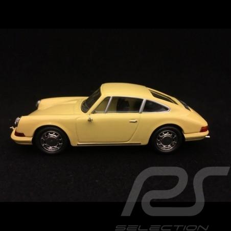 """Porsche 911 1963 Pastel yellow """" 30 years of Porsche 911"""" 1/43 Vitesse"""