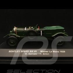 Bentley Speed Six n° 1 Barnato 1/43 IXO LM1929 Le Mans 1929 vainqueur winner sieger