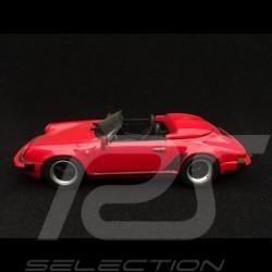 Porsche 911 Speedster 1988 1/43 Minichamps 430066130 rouge Indien Indian red Indischrot