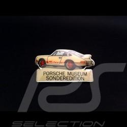 Porsche Pin broche 911 2,7 Carrera RS 1973 Porsche Museum Edition