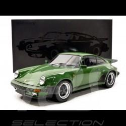 Porsche 911 Turbo 3.0 1977 1/12 Minichamps 125066117 vert chêne oak green oakgrün