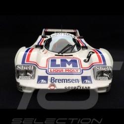 Porsche 962 C Norisring 1985 n° 9 Kremer 1/18 Minichamps 155856509