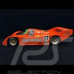 Porsche 962 C Winner 1000 km Spa 1986 n° 17 Jägermeister 1/18 Minichamps 155866517