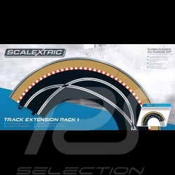 Circuit Scalextric Pack d'extension n° 1 Scalextric C8510 track rennenstrecke