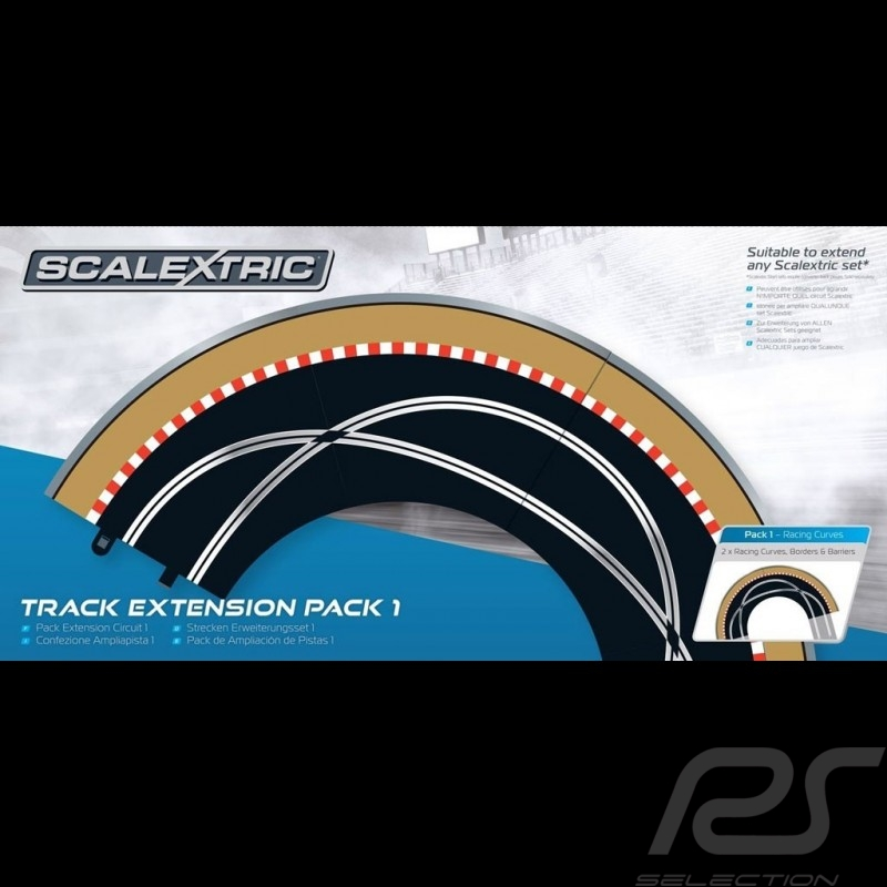 Scalextric Track Extension Pack n°1 Scalextric C8510