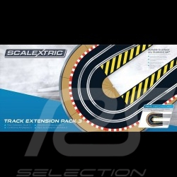 Bahnset Scalextric Verlängerungspaket n° 3 Scalextric C8512