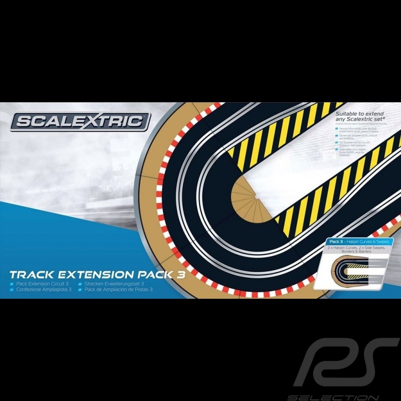 Scalextric Track Extension Pack n° 3 Scalextric C8512