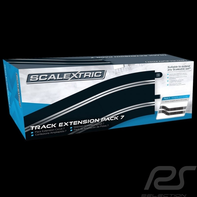 Scalextric Track Extension Pack n° 7 Scalextric C8556