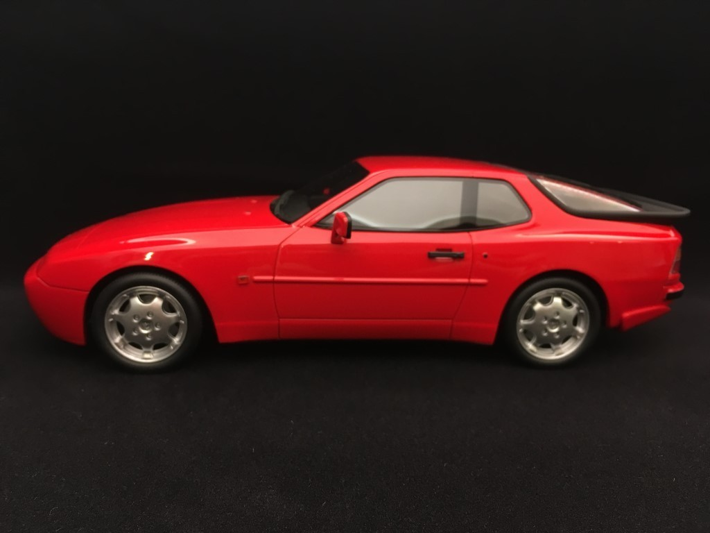 Porsche 944 Turbo Cup 1988 India Red 1 18 Ls Collectibles Ls023a Selection Rs