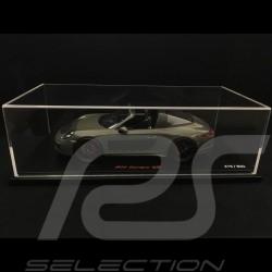 Porsche 911 Targa 4S type 991 black 1/18 Spark WAX02100029