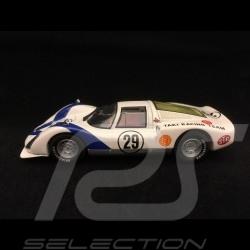 Porsche 906 Sebring 1967 n° 42 Ed Hugus 1/43 Spark S5420