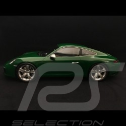 Porsche 911 type 991 Carrera S N ° 1 million 1000000 vert Irlandais Irish Green Irischgrün 1/18 Spark WAX02100911
