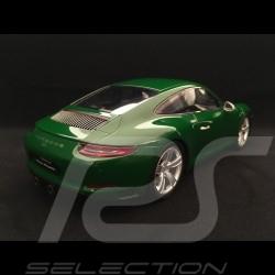 Porsche 911 type 991 Carrera S N ° 1 million 1000000 Irischgrün 1/18 Spark WAX02100911