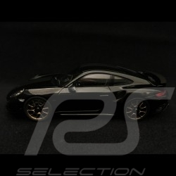 Porsche 911 Turbo S Exclusive Series 991 2017 1/43 Spark WAP0209050J noir black schwarz