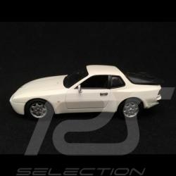 Porsche 944 S2 1989 1/43 Minichamps 400062222 Blanc Grand Prix white weiß
