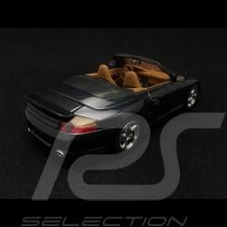 Porsche 911 type 996 Turbo Cabriolet blue 1/43 Minichamps WAP02010114