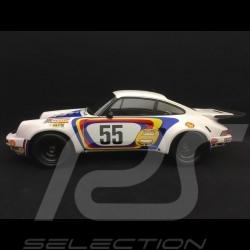 Porsche 911 Carrera RSR 3.0 Le Mans 1975 n° 55 Ballot-Léna 1/18 Spark 18S289