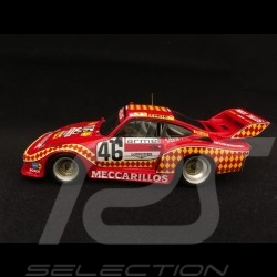 Porsche 935 Le Mans 1980 n° 46 Meccarillos 1/43 Spark S5501
