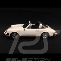 Porsche 911 Targa 1975 1/43 Schuco 450891300 Grand Prix blanc white weiß