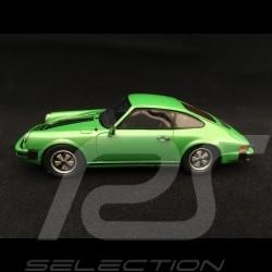Porsche 911 Coupé 1975 1/43 Schuco 450891900 vert vipère viper green vipergrün